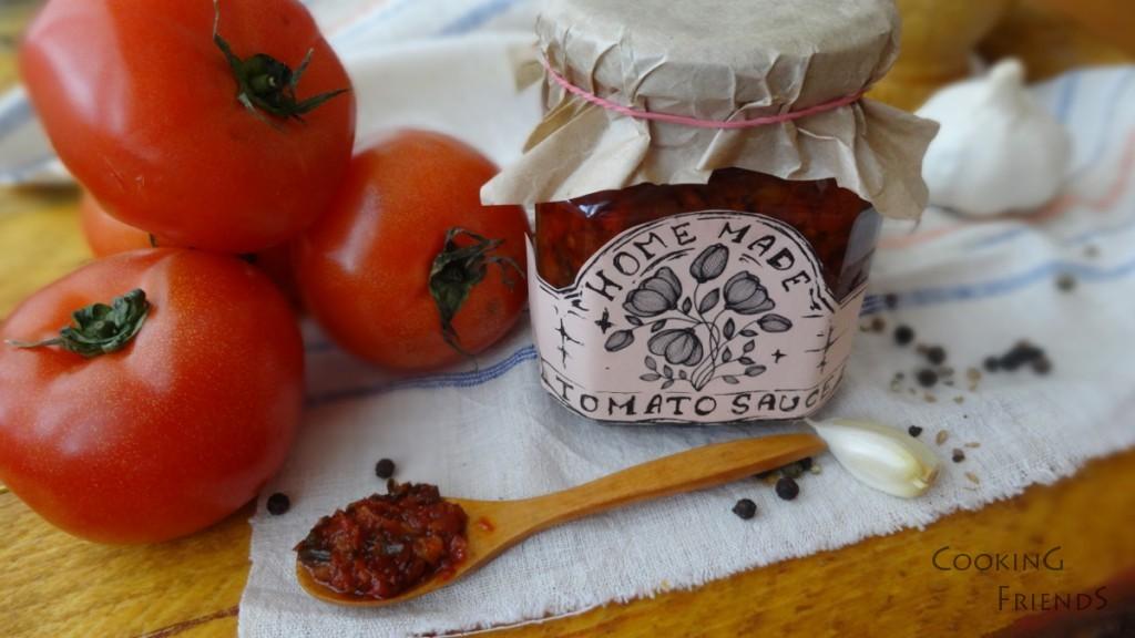 Апетитен доматен сос