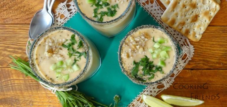 Студена супа за горещи дни