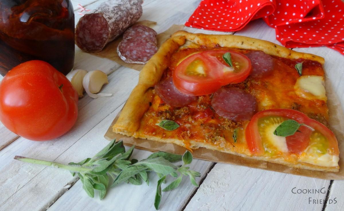 Пица Салами
