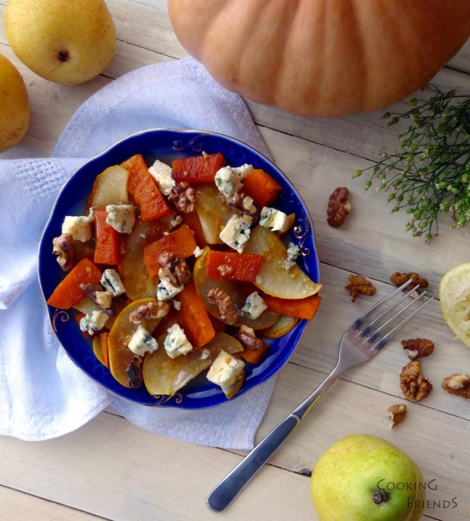 Есенна салатка