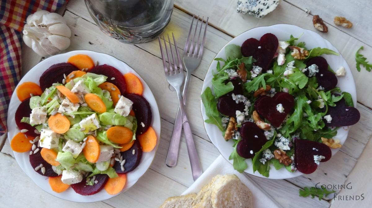 Две салати Витаминки