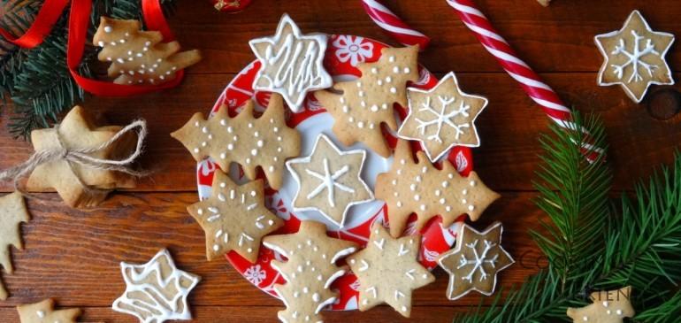 8 дни до Коледа :) и Благоуханни коледни сладки