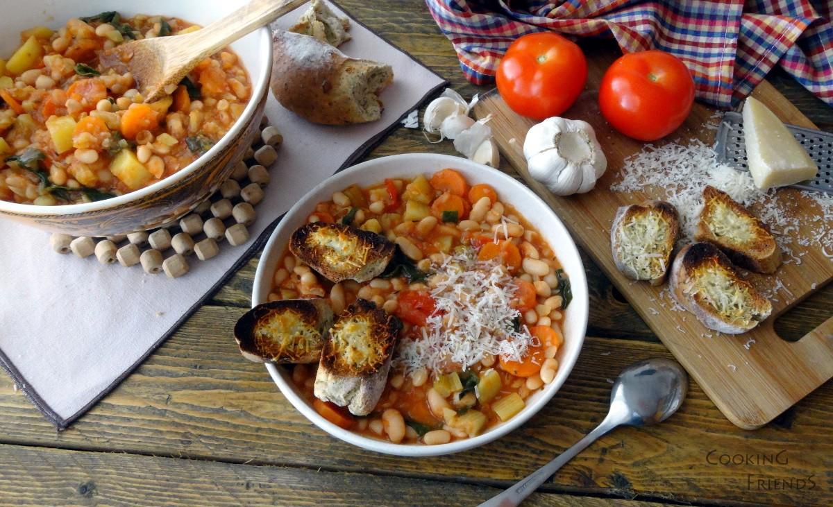 Тосканска супа Риболита