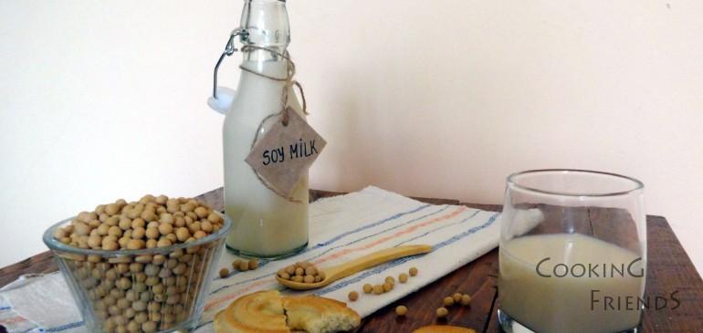 Как да си приготвим соево мляко