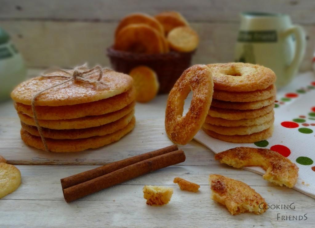 Бисквитки с масло и сметана