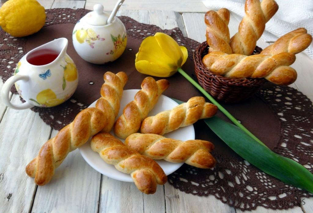 Гръцки лимонови сладки