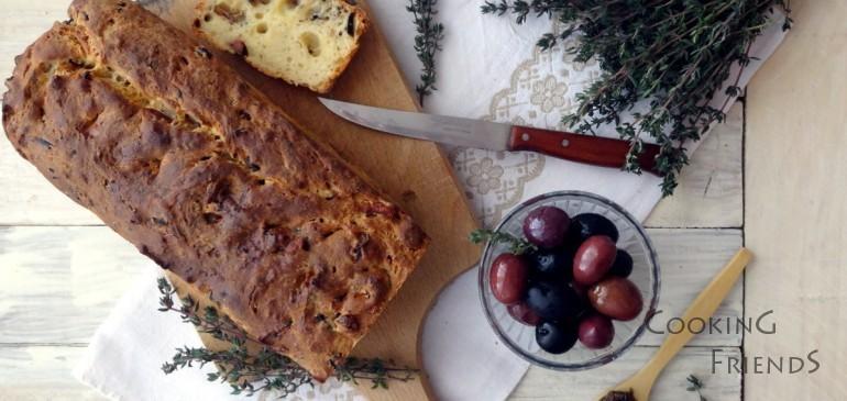 Хляб с Тапенада от маслини