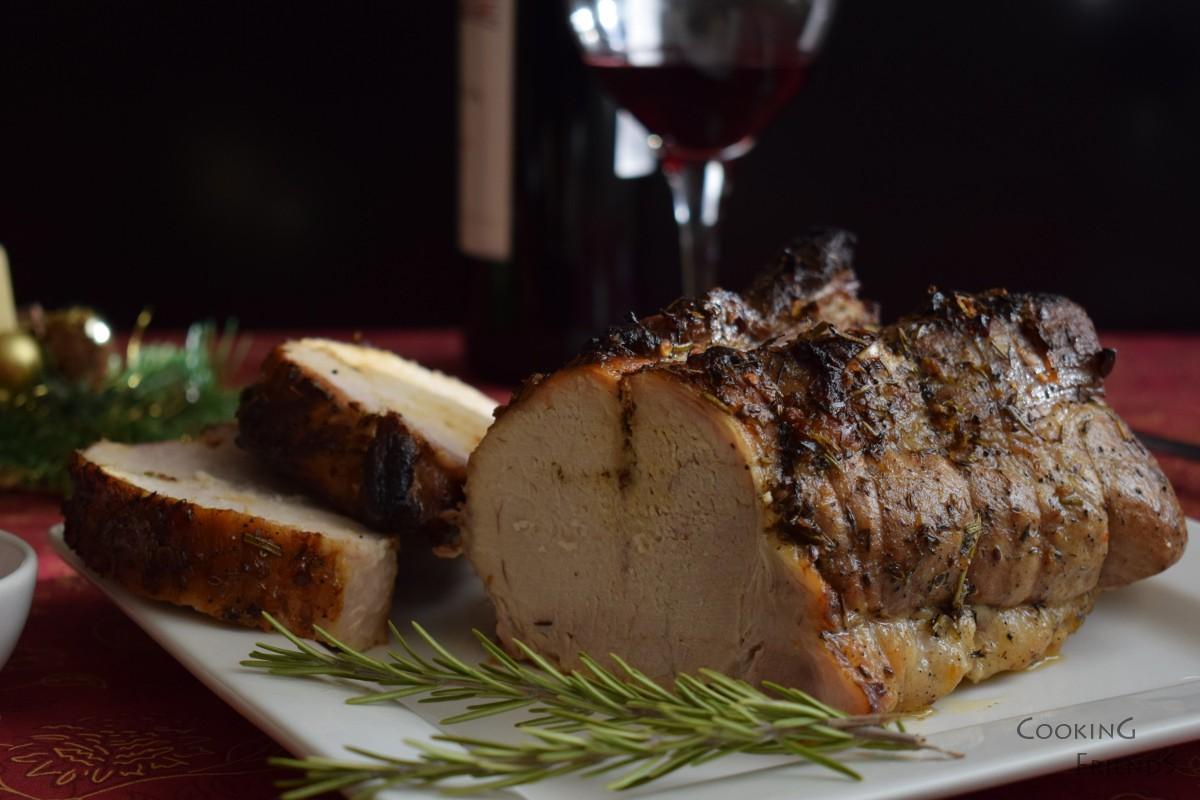 Бавно печено свинско месо