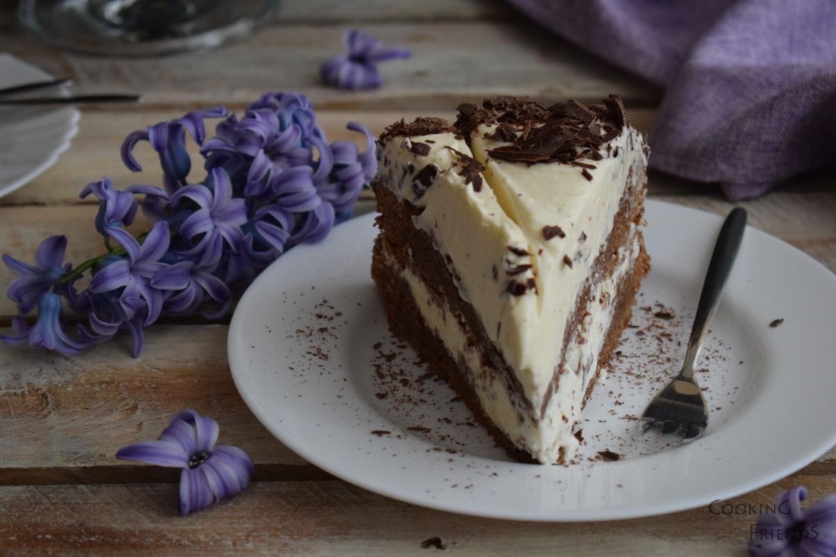 Торта с крем Тирамису