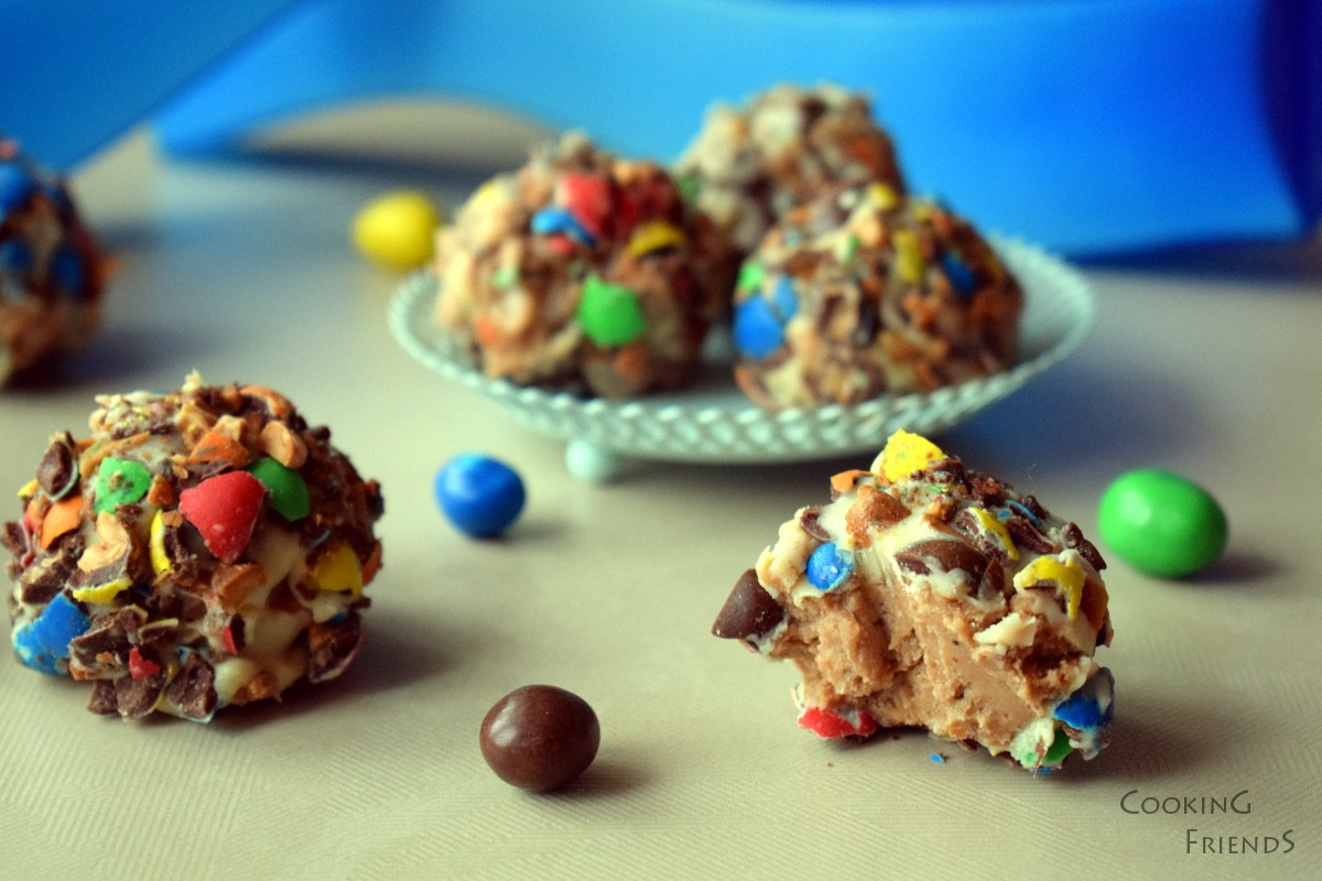 Чийзкейк бонбони