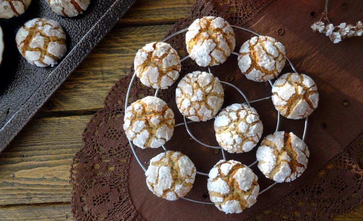 Бадемови сладки с лайм
