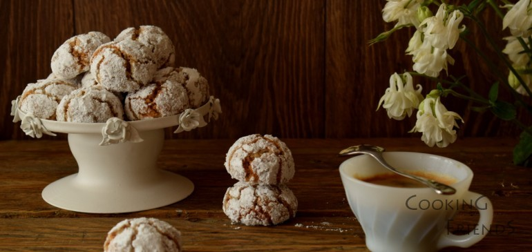 Как да си направим бисквитки Аmaretti