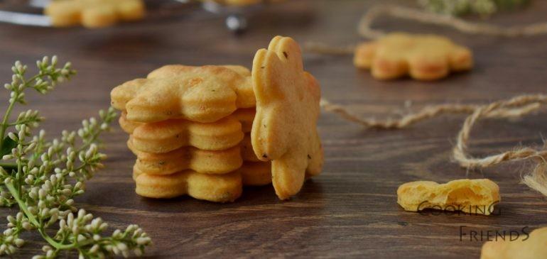 Солени бисквитки със сирене Чедър