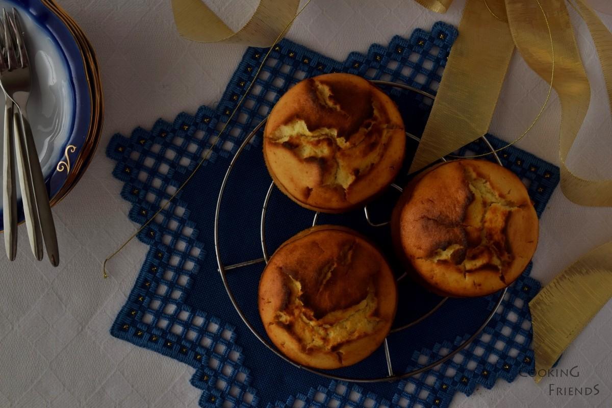 Кейкчета с рикота и лимони