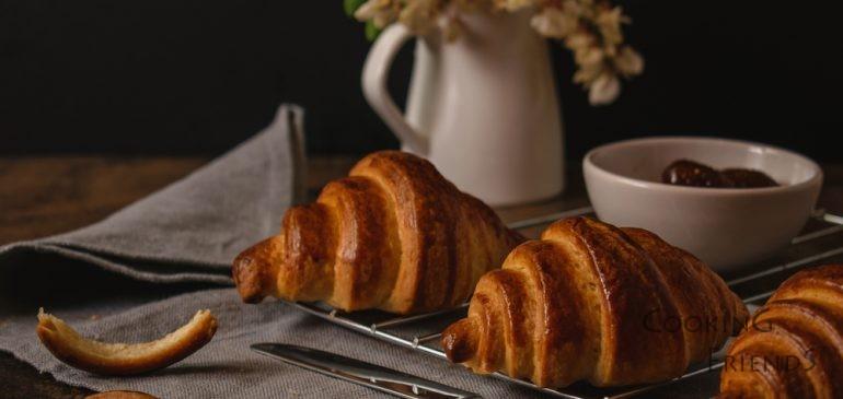 За френския режим на хранене и любимите ми френски кроасани :)
