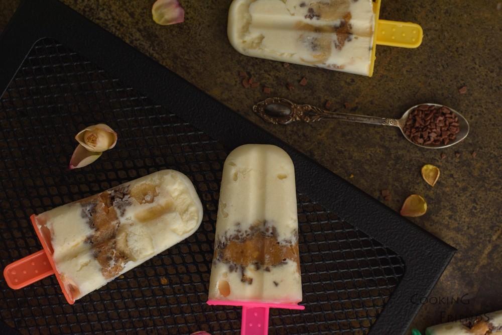 Сладолед с банани и фъстъчено масло