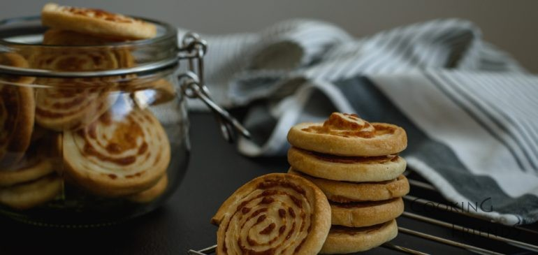Солени бисквитки с пармезан
