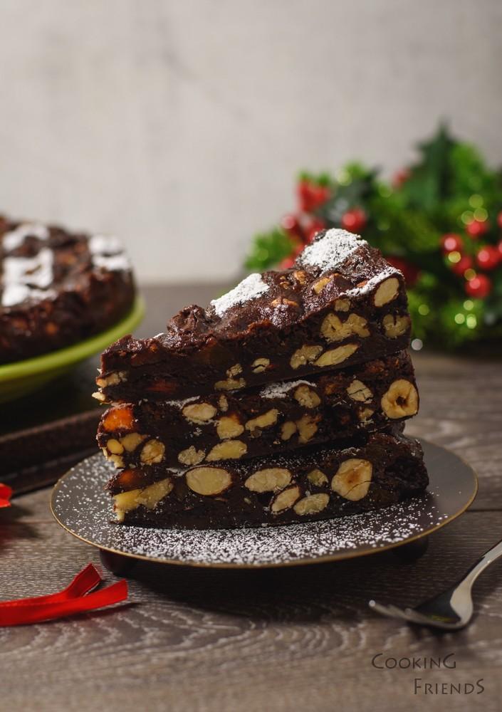 Шоколадово Panfortte