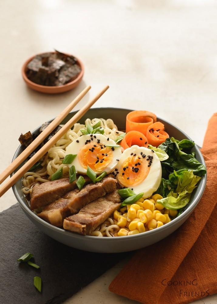 Японска РАМЕН супа