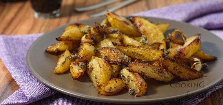 Селекция от три любими рецепти с картофки