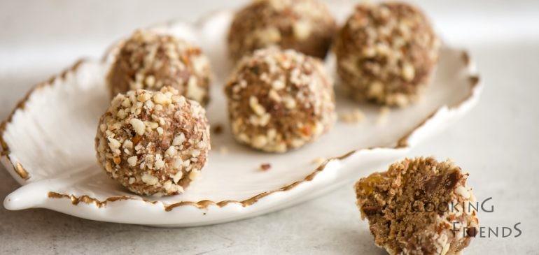 ВИДЕО: Домашни бонбони с халва и шоколад