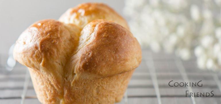 ВИДЕО: Пухкави японски хлебчета