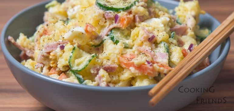 Японска картофена салата+🎥 ВИДЕО