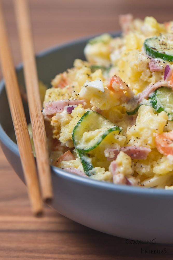 Японска картофена салата