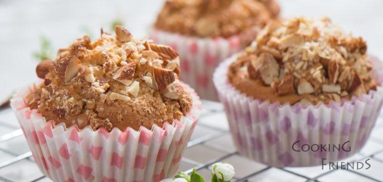 За Великден: Лесни кексчета с Амарети и бадеми +🎥ВИДЕО