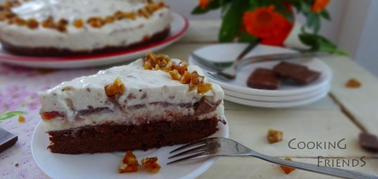 Домашна торта Страчатела
