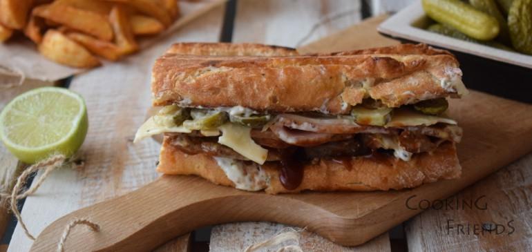 Кубински сандвич