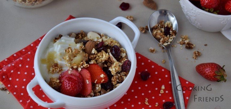 ГРАНОЛА-здравословната закуска