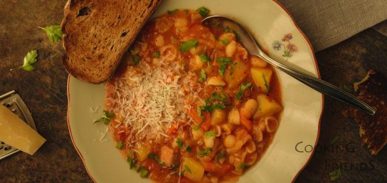 Две вкусни супи, с които да посрещнем есента