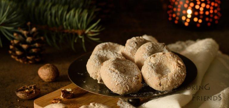 Тоскански коледни бисквитки Cavallucci