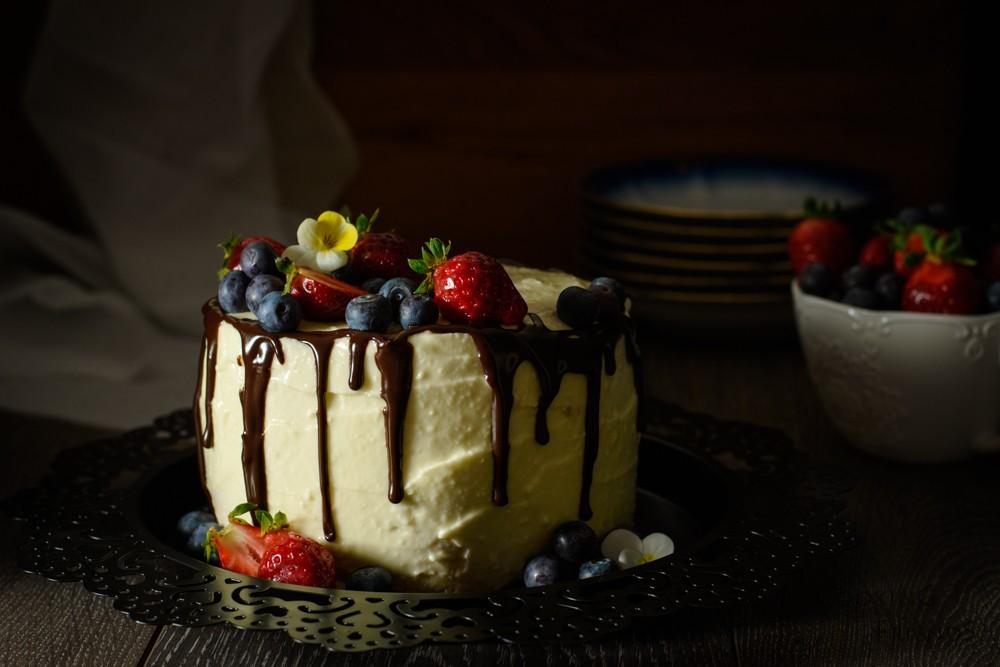 Вертикална торта