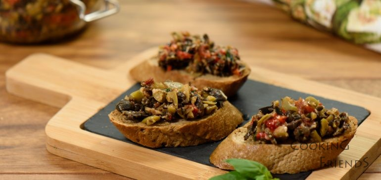 Домашна маслинова паста + ВИДЕО:)