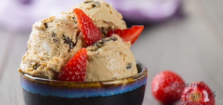 Великолепен сладолед с вкус на чийзкейк и карамел+🎥ВИДЕО
